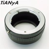 Tianya天涯 Minolta美能達MD/MC/SR鏡頭轉成Sony索尼E接環的鏡頭轉接環(銅+鋁)