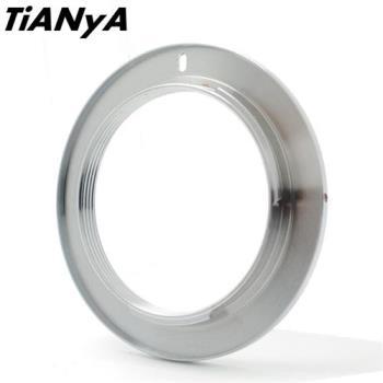 天涯Tianya M42轉Nikon尼康F接環的鏡頭轉接環(無檔板.無遮蔽環)M42-F M42轉F M42-Nikon/F