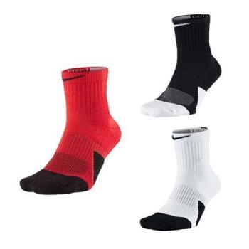 NIKE 男菁英籃球長襪-襪子