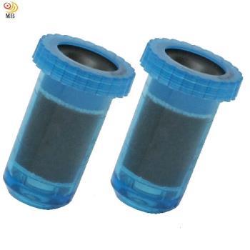 月陽水龍頭活性碳過濾器節水器省水器淨水器超值2入(CN-9405)
