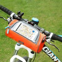 多功能手機觸控自行車包 斜背包 腳踏車 單車配件 防水袋 導航