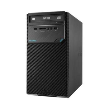 ASUS華碩桌上型電腦 i5-6400四核/混碟 128G SSD+1T/8G記憶體 H-D320MT-I56400024D