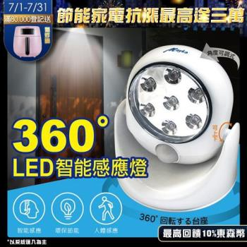 Mayka LEDx7紅外線自動感應燈