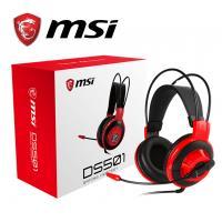 MSI 微星 DS501玩家級線控電競耳麥