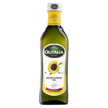 奧利塔頂級葵花油500毫升10瓶+未過濾特級初榨橄欖油500毫升1瓶