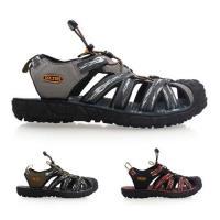 SOFO 男護趾涼鞋-拖鞋 休閒涼鞋