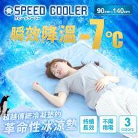 日本MODERN DECO 瞬效降溫冰涼墊 Speed cooler-90X140