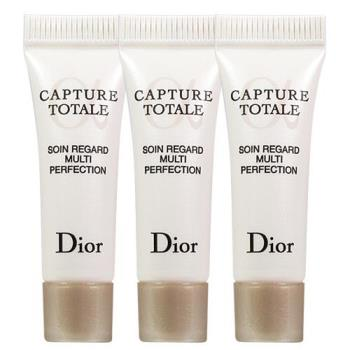 Dior 迪奧 逆時完美再造眼霜(3ml)*3