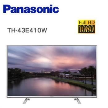 Panasonic國際牌 43吋LED電視 TH-43E410W