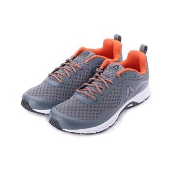 REEBOK TRIPLEHALL 7.0 限定版輕量避震跑鞋 灰橘 CN1429 男鞋 鞋全家福