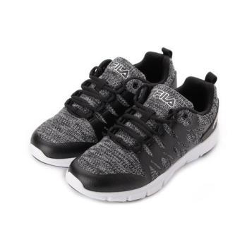 FILA 限定版輕量跑鞋 黑 1-X910R-010 男鞋 鞋全家福