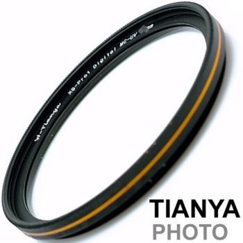 Tianya金邊薄框保護鏡62mm(18層多層膜藍膜抗刮抗污muti-coated彩衣MC-UV濾鏡)mcuv濾鏡保護鏡