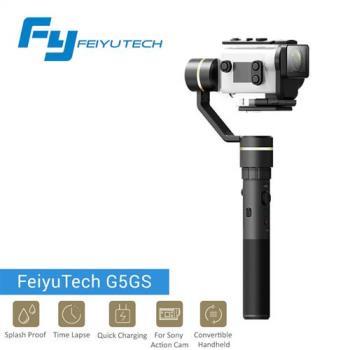 Feiyu飛宇 G5GS 三軸手持穩定器-Sony運動相機專用(不含相機)原廠公司貨