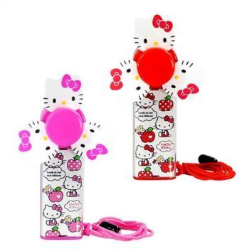 Hello Kitty 口紅造型迷你風扇KT-F08