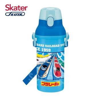 Skater直飲冷水壺 (480ml)鐵道王國Blue