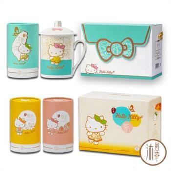 Hello kitty 台灣茶精美提帶禮盒(任選一盒)