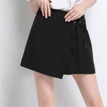 麗質達人- 5727腰綁帶褲裙