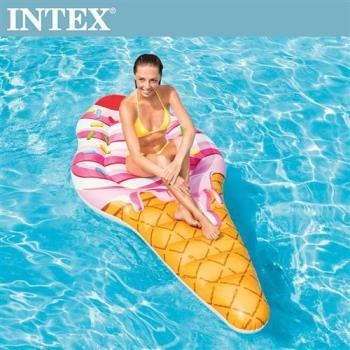 INTEX冰淇淋浮排(224*107cm) 適用:成人(58762)