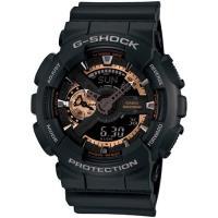 CASIO卡西歐G-SHOCK復古重機裝置運動腕錶    GA-110RG-1A