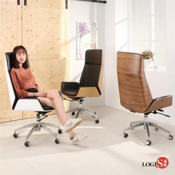 LOGIS-現代時尚主義主管椅 辦公椅/電腦椅/事務椅 BA80