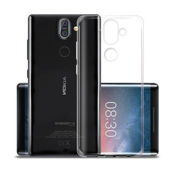 Xmart for NOKIA 8 Sirocco超薄清柔水晶保護套