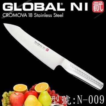 YOSHIKIN 具良治 GLOBAL NI日本20CM專業廚刀 N-009