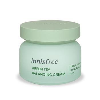 Innisfree 綠茶水平衡面霜