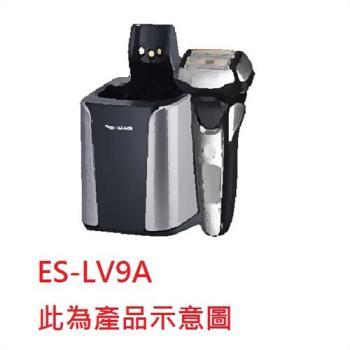 Panasonic國際牌 日製頂級3D五刀頭音波水洗電鬍刀ES-LV9A