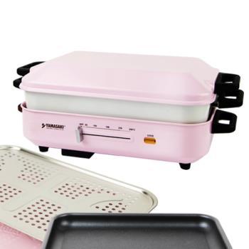 山崎日式多功能BBQ烹調電烤爐 SK-5710BQ (單身族/小資族)