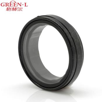 Green.L副廠運動攝影機鏡頭保護鏡(2層膜,適部分GOPRO SJCAM)