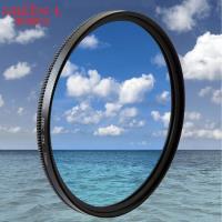 薄框GREEN.L防水多層鍍膜67mm偏光鏡MC-CPL偏光鏡MRC-CPL環形偏光鏡
