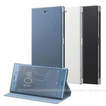 Sony Xperia XZ1 G8342 原廠側翻式時尚保護套 SCSG50