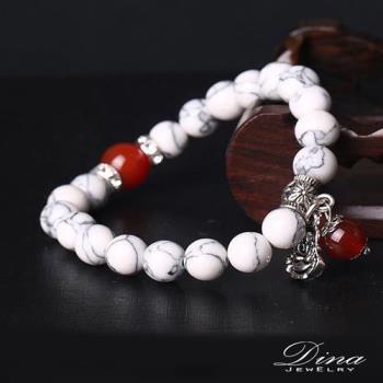 DINA JEWELRY蒂娜珠寶 民族風轉運佛 造型手鏈 (HS6293)