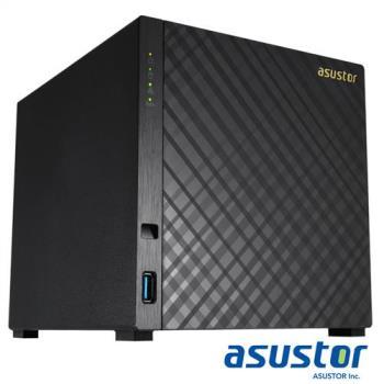 ASUSTOR華芸 AS-1004T 4Bay網路儲存伺服器