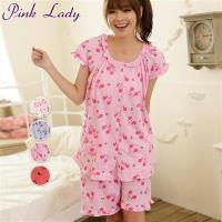 PINK LADY 維尼熊短袖睡衣(4色,2106)