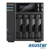 ASUSTOR華芸 AS-6204T 4Bay網路儲存伺服器