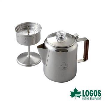 LOGOS 不鏽鋼咖啡壺 LG81210300 / 城市綠洲