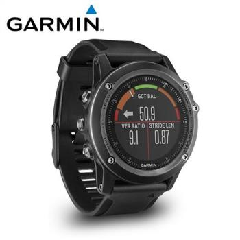 GARMIN fenix 3 HR GPS 智慧手錶