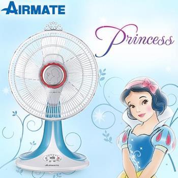 AIRMATE艾美特風扇 迪士尼白雪公主 12吋DC直流馬達節能桌扇/電風扇 FD3035M