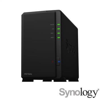 Synology DS218play 網路儲存伺服器