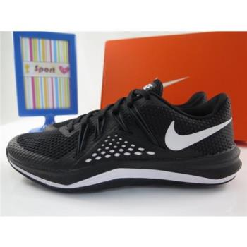 Nike W LUNAR EXCEED TR 慢跑鞋訓練鞋 正品 909017001 女款黑白經典款