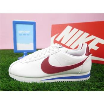 Nike WMNS CLASSIC CORTEZ LEATHER 阿甘鞋 休閒鞋 正品 807471103 女款黑白經典款