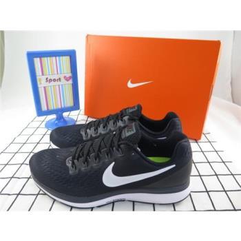 Nike AIR ZOOM PEGASUS 34 慢跑鞋 正品 880555001 男款黑白經典款