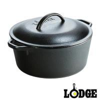 美國原裝Lodge頂級鑄鐵鍋快閃專案