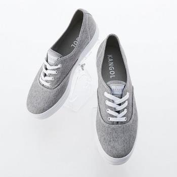 英國KANGOL品牌經典帆布鞋-增高-獨