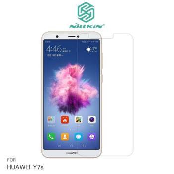 【NILLKIN】HUAWEI Y7s/暢享7s 超清保護貼 - 套裝版