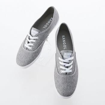 英國KANGOL品牌經典帆布鞋-一般-獨