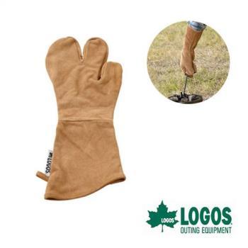 LOGOS BBQ 專用皮手套 81062204 / 城市綠洲