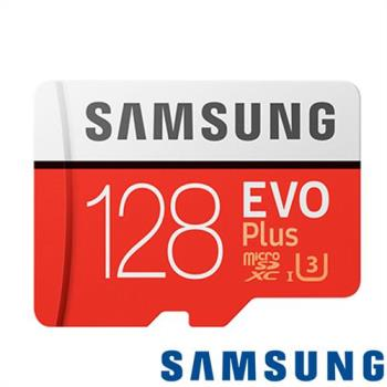 Samsung 三星 EVO Plus 128GB micro SDXC 記憶卡