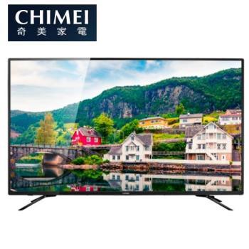 晚上有折扣CHIMEI奇美43吋4K HDR聯網液晶顯示器+視訊盒TL-43M200